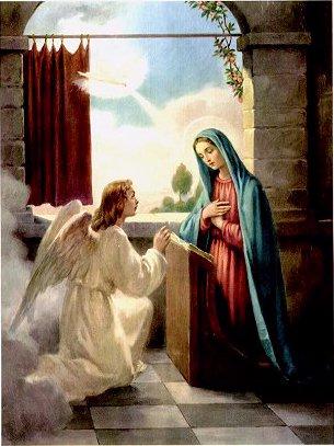 Maria e Sao_Gabriel