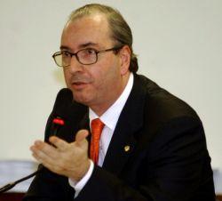 O deputado federal Eduardo Cunha (PMDB-RJ) é autor de projeto de lei protegendo heterossexuais contra discriminações.