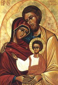 Apesar de seu voto de castidade, Nossa Senhora se sujeitou a vontade Suprema de Deus, pois era ciente de sua santa vocação