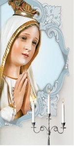 Associação Devotos De Fátimaé Tempo De Agradecer A Nossa Senhora