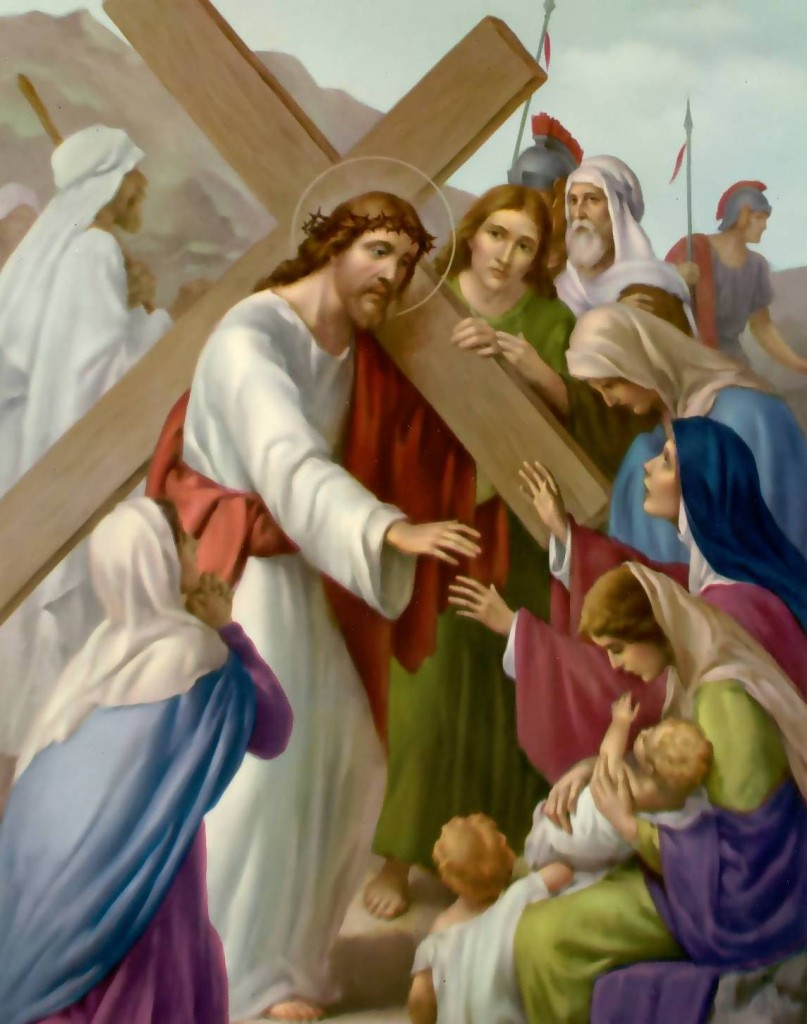 Não faltaram então almas boas, que percebiam a enormidade do pecado ...