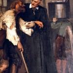 São Vicente de Paulo, patrono de todas as obras de caridade