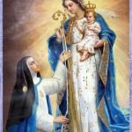 Nossa Senhora do Bom Sucesso e a Madre Mariana de Jesus Torres