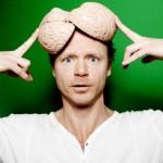 """Harald Eia, comediante norueguês autor do documentário """"lavagem cerebral"""""""
