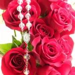 Santo Rosário, rosas