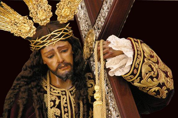 Nosso Senhor com a Cruz