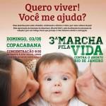 Na iminência da legalização do Aborto no Brasil, os católicos não podem se calar! Católico é SEMPRE a favor da vida!