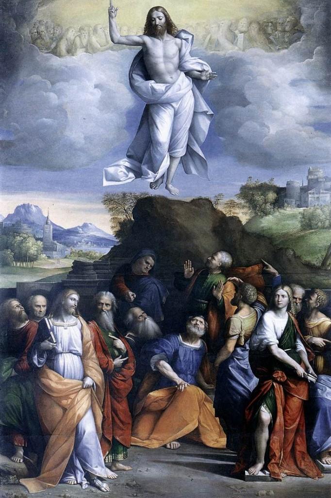 Hoje celebramos o dia da Ascensão de Nosso Senhor ao Reino do Céu; façamos esta breve reflexão sobre esta data tão importante.
