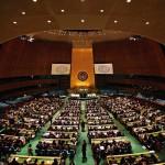 A ONU visa a todo custo implantar em todos os países o Aborto, estimular as relações homossexuais e a perversão das crianças... É necessário reagir.