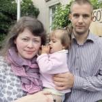 Eugen e Luise Martens não levaram seus filhos à aula de sexo e gênero – ele já está preso, ela foi presa quando terminou de amamentar.