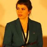 Mireille no I Congresso Internacional sobre Liberdade Religiosa, Madri.