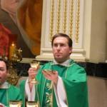 """O Padre McCarthy disse em sua carta: """"Quero lembrá-los que não há"""