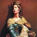 Santa Inês, Virgem e Mártir de Roma