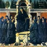 Santa Mônica, mãe de Santo Agostinho.