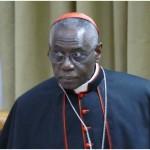 Cardeal Robert Sarah, prefeito da Congregação para o Culto Divino e a Disciplina dos Sacramentos
