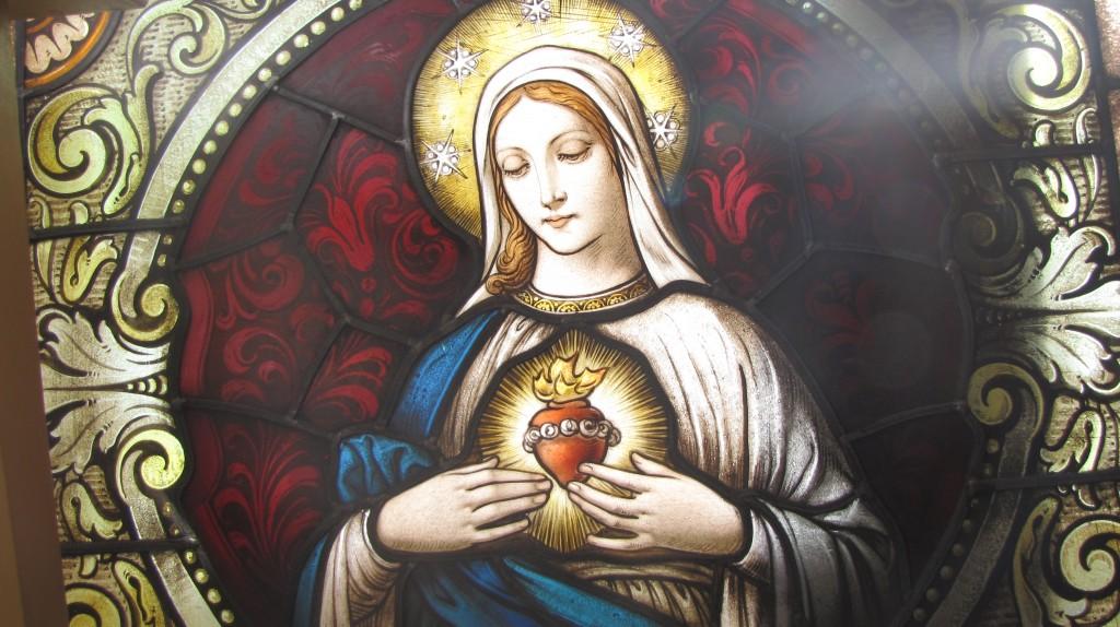 Imaculado Coração de Maria.