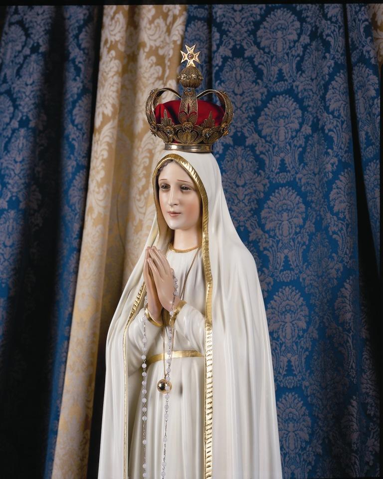 Nossa Senhora de Fátima.