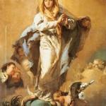 Nossa Senhora com o Espírito Santo