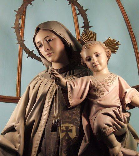 Nossa Senhora do Carmo, rogai por nós!
