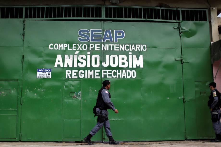 Centro Penitenciário de Manaus