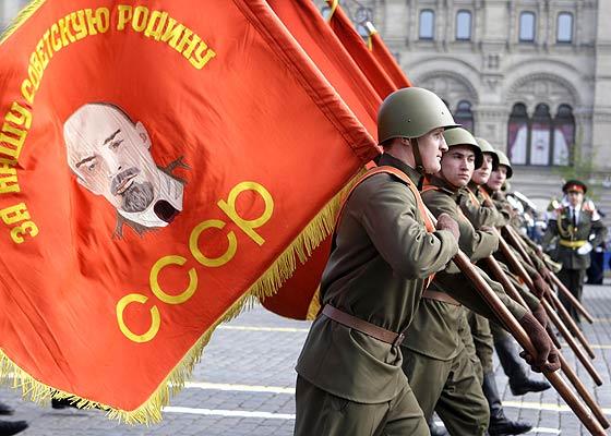 Alguns erros da Rússia não foram banidos, e continuam crescendo.