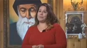 Dafne Gutierrez, moradora em Phoenix, no Arizona, estava completamente cega