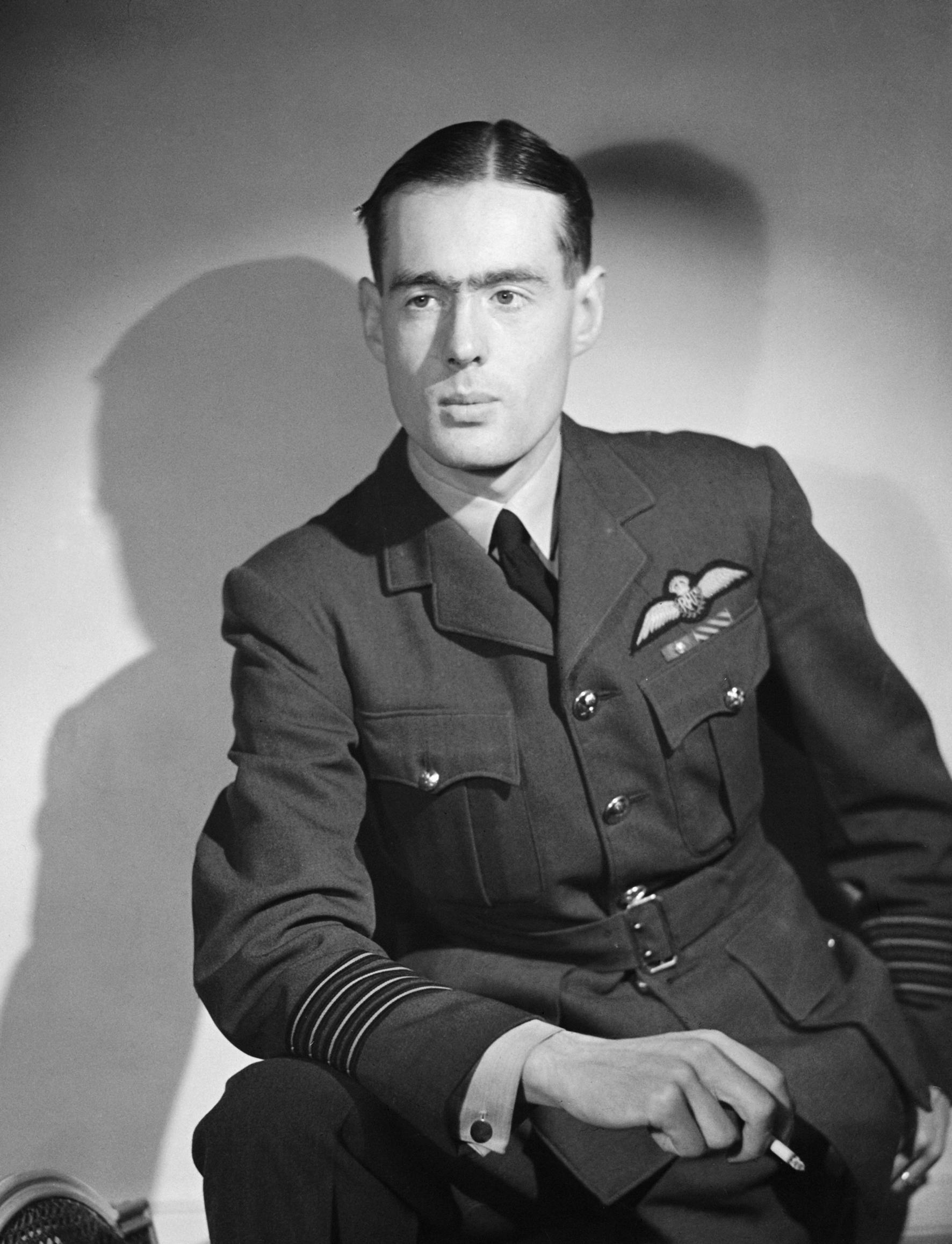 Geoffrey Leonard Cheschire, combatente da segunda guerra