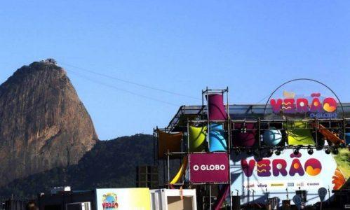 """festival """"Fica Verão"""", organizado pela Globo em plena Semana Santa"""
