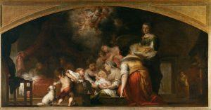Bartolomé_Esteban_Perez_Murillo_-_Birth_of_the_Virgin_-_WGA16372