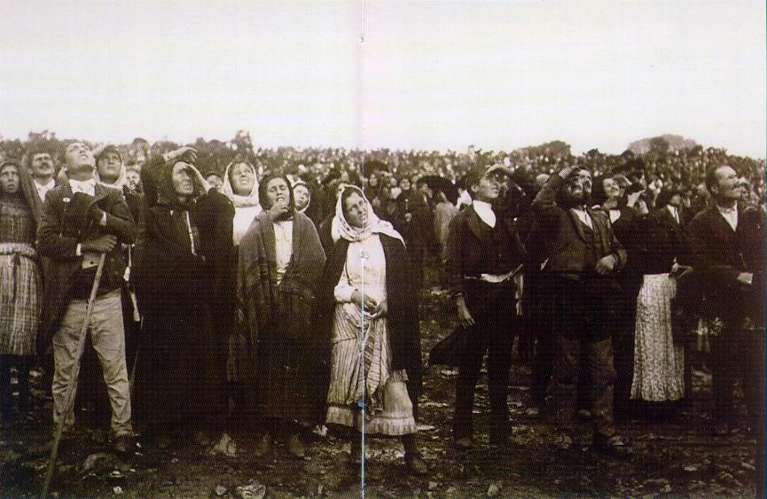 101 anos das Aparições de Nossa Senhora! 13/09 sua quinta aparição!