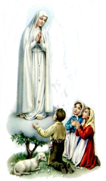 Nossa Senhora e os Três Pastorinhos