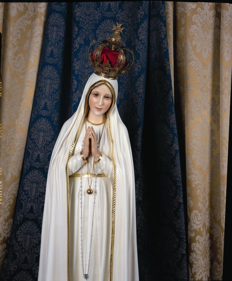 Participe da Cruzada do Rosário pelo Quinto Dogma Mariano. Clique na imagem e saiba mais