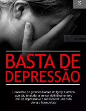 Basta de Depressão