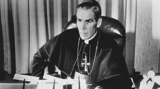 Arcebispo Fulton Sheen
