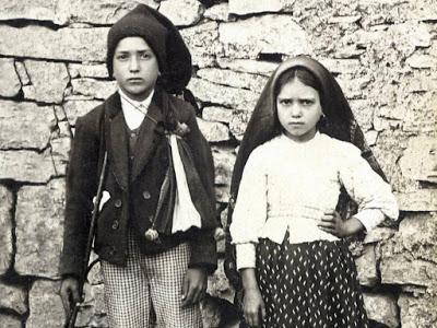 Jacinta Marto e Francisco marto
