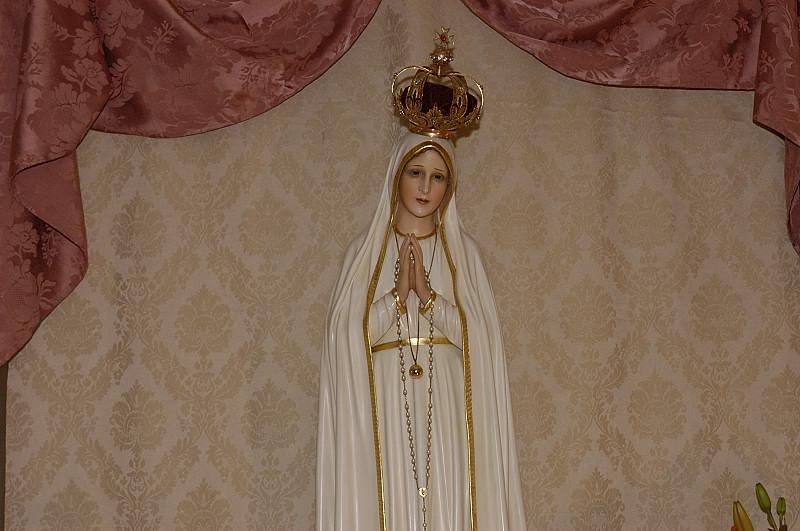 Nossa Senhora de Fátima!