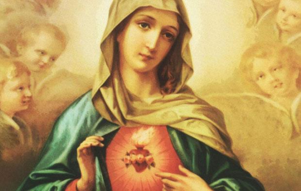 Imaculado Coração de Maria 1