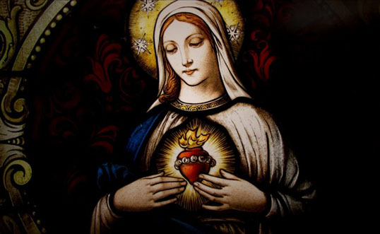 Imaculado Coração de Maria 2