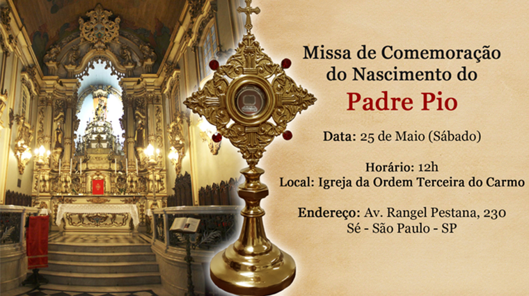 Missa do Padre Pio