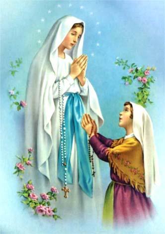 Nossa Senhora de Lourdes 1