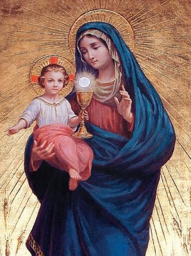 Nossa Senhora do Santíssimo Sacramento 2