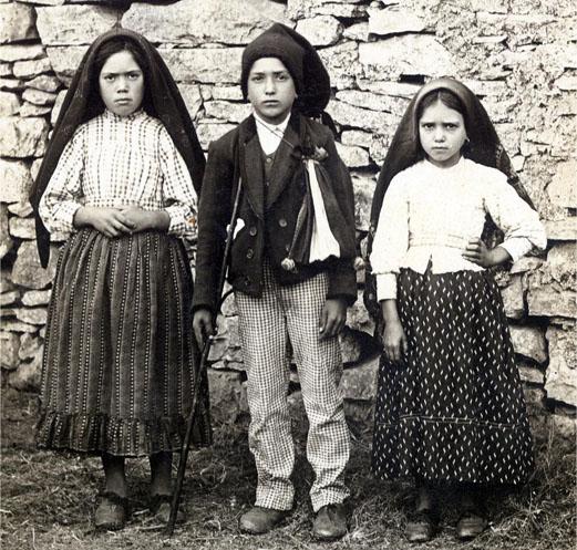 Os Três Pastorinhos de Fátima