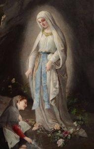 Nossa Senhora de Lourdes 4