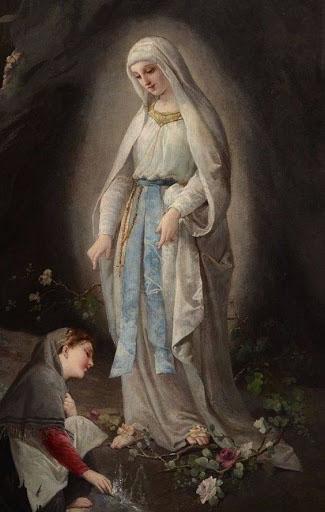Nossa Senhora de Lourdes 5