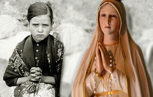 Jacinta e Nossa Senhora 2