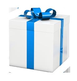 Caixa de Presente - Maria