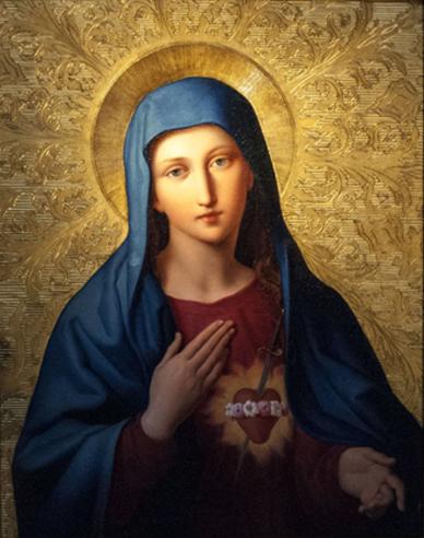 Imaculado Coração de Maria 20