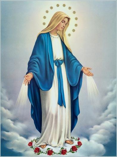 Nossa Senhora das Graças 4