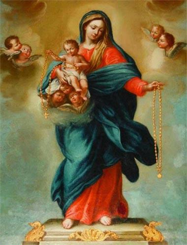 Nossa Senhora do Rosário 1