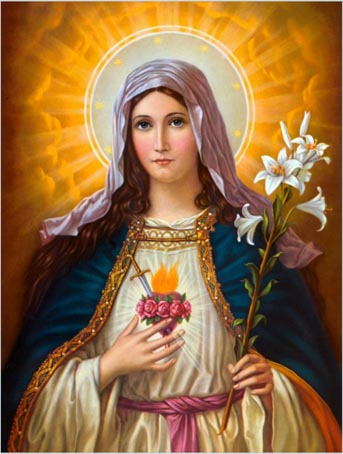 Nossa Senhora do Sagrado Coração